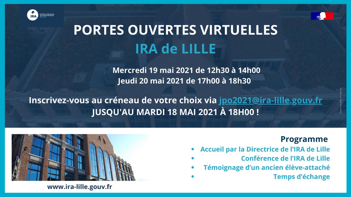JPO virtuelles mai 2021